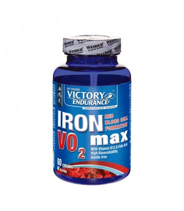Victory Endurance Iron VO2 Max 60 cápsulas