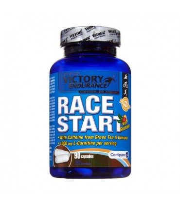 Victory Endurance Race Start Potenciador para entrenamientos intensos 90 cápsulas