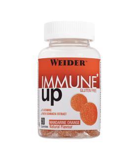 Weider Gominola Immune UP Vitaminas A, C, D, E, B6, B12 para nuestro sistema inmunológico sin azúcar 60 unidades