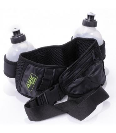 42k running Cinturón porta bidón para correr running hydration belt con botellas de 200ml