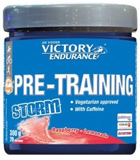 Victory Endurance Pre-training Storm sabor limonada de frambuesa 300 gramos