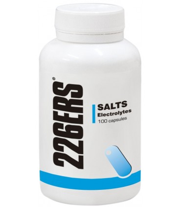 226ERS Sales Minerales y Vitaminas Salts Electrolytes 100 cápsulas
