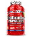 Amix Glutamine + BCAA Glutamina con aminoácidos 360 cápsulas