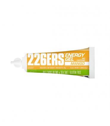 226ERS Energy Gel Bio Geles energéticos de 25 gramos SIN Cafeína