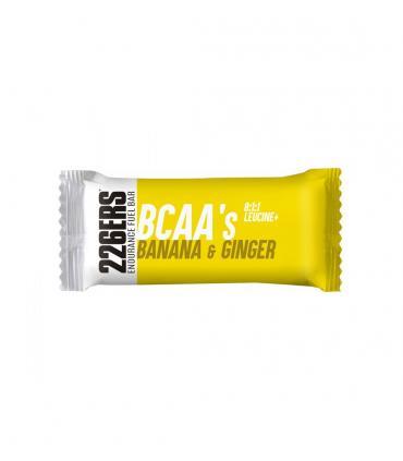 226ERS Endurance fuel bar BCAAs Barritas energéticas con aminoácidos 60 gramos