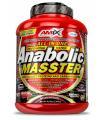 Amix Anabolic Masster Proteínas con carbohidratos y anabólicos naturales 2.2Kg