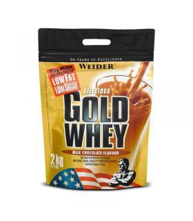 Weider Gold Whey Proteína para definición sabor chocolate 2 Kg