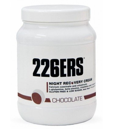 226ERS Night Recovery Cream Recuperador muscular nocturno 500gr