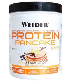 Weider Pancake Tortitas de harina de avena integral con proteínas 600gr