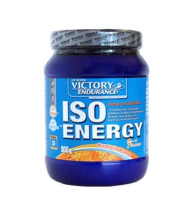 Victory Endurance Iso Energy Bebida Isotónica en polvo 900 gramos