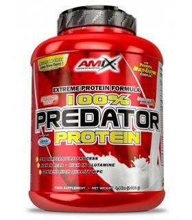 Proteína Amix Predator Protein concentrado de proteína de suero de leche bote de 2Kg