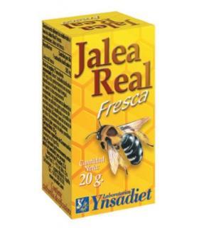 Jalea Real Fresca en frasco de 20 gramos incluye cucharilla