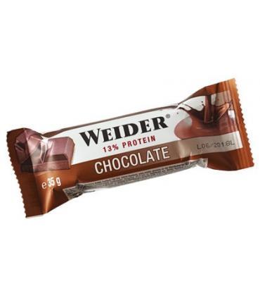 Weider Bar Barrita energética deliciosa con 13% Proteína en 35gr