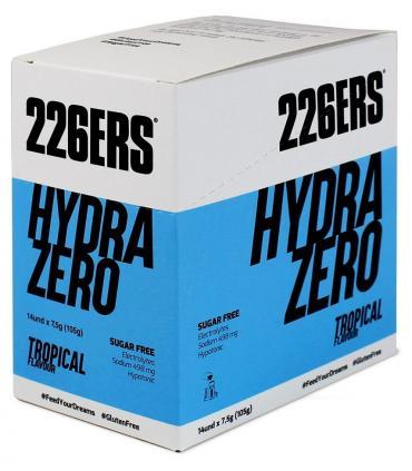 226ERS HydraZero bebida hipotónica para recarga de sales minerales en sobres monodosis 7.5gr
