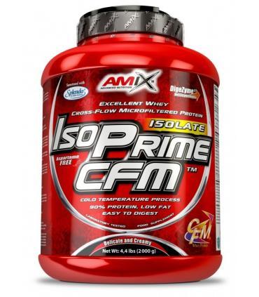 IsoPrime CFM Isolate de Amix Proteína pura aislado de suero de leche 2Kg