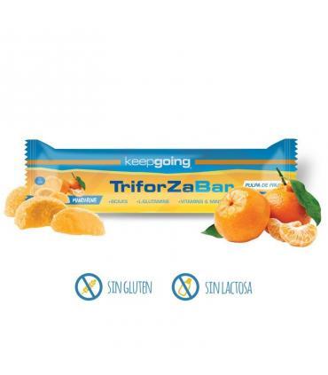 Keepgoing Barrita Triforza Energy Bar 40 gramos