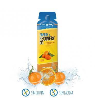 Keepgoing gel energético y recuperador sabor naranja 32 gramos
