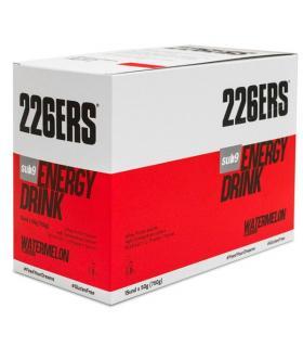 226ERS SUB9 Energy drink monodosis carbohidratos en caja de 15 unidades