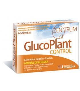 Glucoplant Control niveles normales de glucosa en sangre 60 cápsulas
