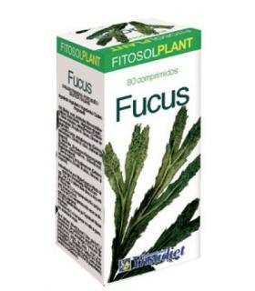 Alga Fucus en 80 comprimidos para adelgazar y reducir el colesterol