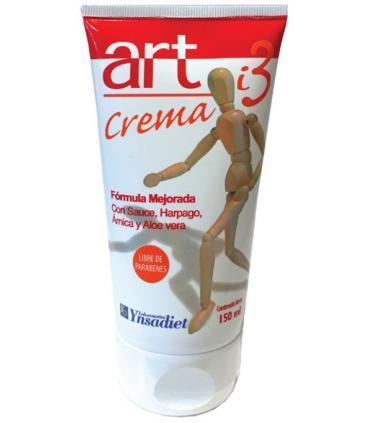 Crema antiinflamatoria y analgésica dolor articular gel Arti 3 Ynsadiet 150ml