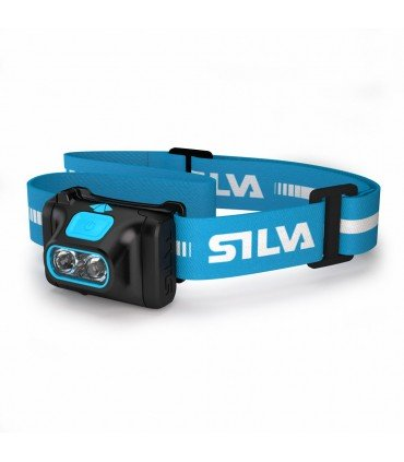 Silva Scout XT linterna frontal deportiva trail 320 lumens 60 metros