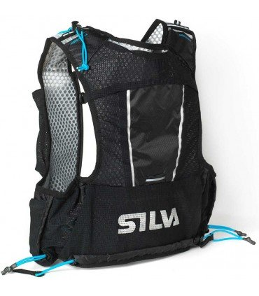 Parte trasera mochila trail running Silva Strive Light