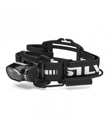 Silva Cross Trail 5 Ultra USB luz linterna frontal batería litio 500 lumens 80 metros