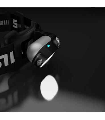 Silva Cross Trail 5 Ultra USB luz linterna frontal batería litio 500 lumens 80 metros