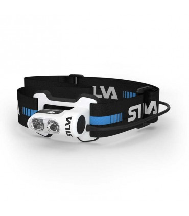 Silva Trail Runner 4X USB luz linterna frontal batería litio 350 lumens 75 metros