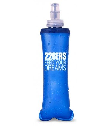 Bidón blando trail running 226ers Botella flexible para agua, ideal para correr