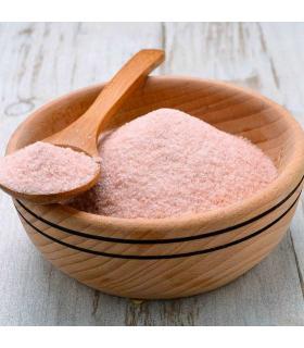 Sal rosa del Himalaya fina para sazonar y cocina 1 Kilo