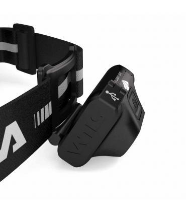 Silva Scout RC frontal USB linterna de cabeza 320 lumens 60 metros