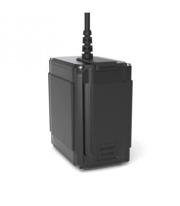 Parte trasera batería recargable USB para frontales Silva