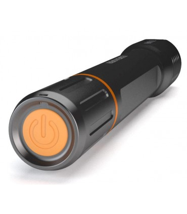 Linterna de mano recargable USB Silva Seeker RC 700 lumens 190 metros
