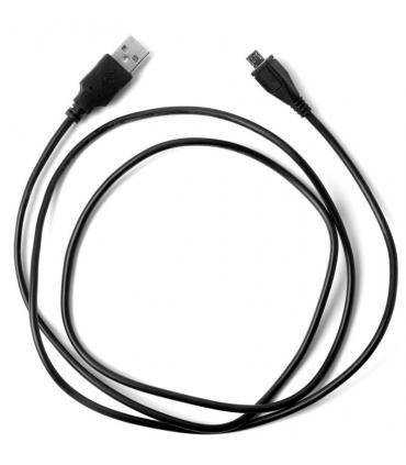 Cable incluido micro USB para linterna Silva