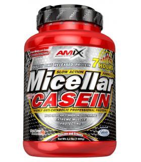 Caseína Amix Micellar Casein proteína de larga duración 1KG