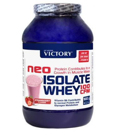 Neo Isolate Whey 100 CFM Victory proteína suero de leche 900 gramos