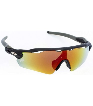 Gafas para correr grises y negras 42K Running