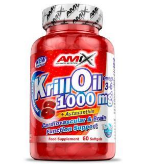 Amix Krill Oil 1000