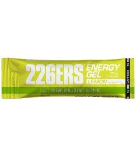 Gel energético 226ers bio energy limón
