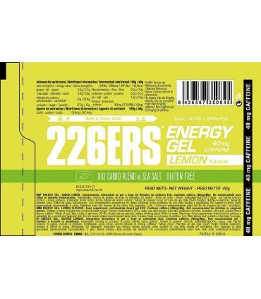 Envoltorio Gel 226ers limón