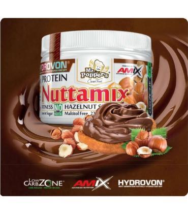 crema de chocolate amix nuttamix