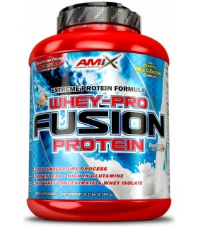 Bote proteínas Fusion Amix