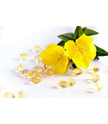 Hierba de Onagra y perlas de aceite de onagra