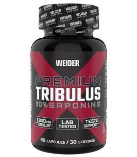Weider Tribulus Terrestris Premium suplemento para regular los niveles de testosterona