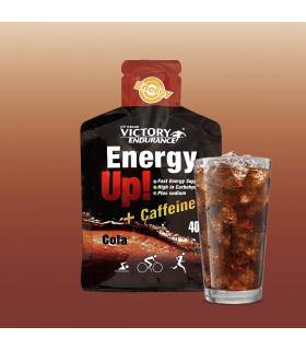 Victory Energy UP gel sabor cola