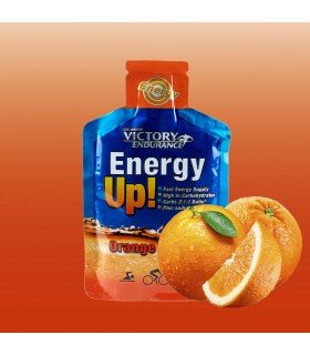 Victory Energy UP gel sabor Naranja
