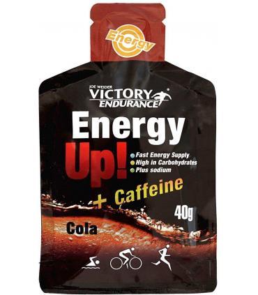 Gel Victory Endurance Energy UP Cola con cafeína