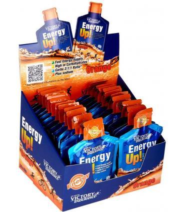 Caja Victory Endurance Energy UP naranja 24 unidades